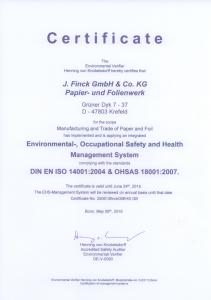 Finck_ISO_14001_2004_EN