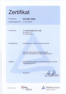 Finck_ISO_9001-2008_DE