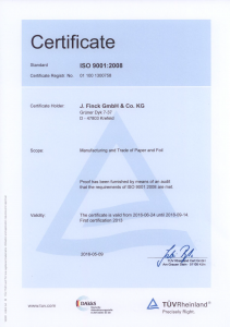 Finck_ISO_9001-2008_EN